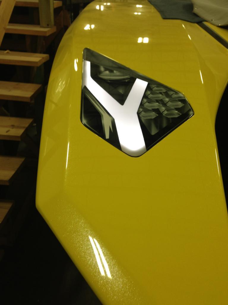 Aventaboat Lamborghini Aventador Owner Commissions A Matching Race