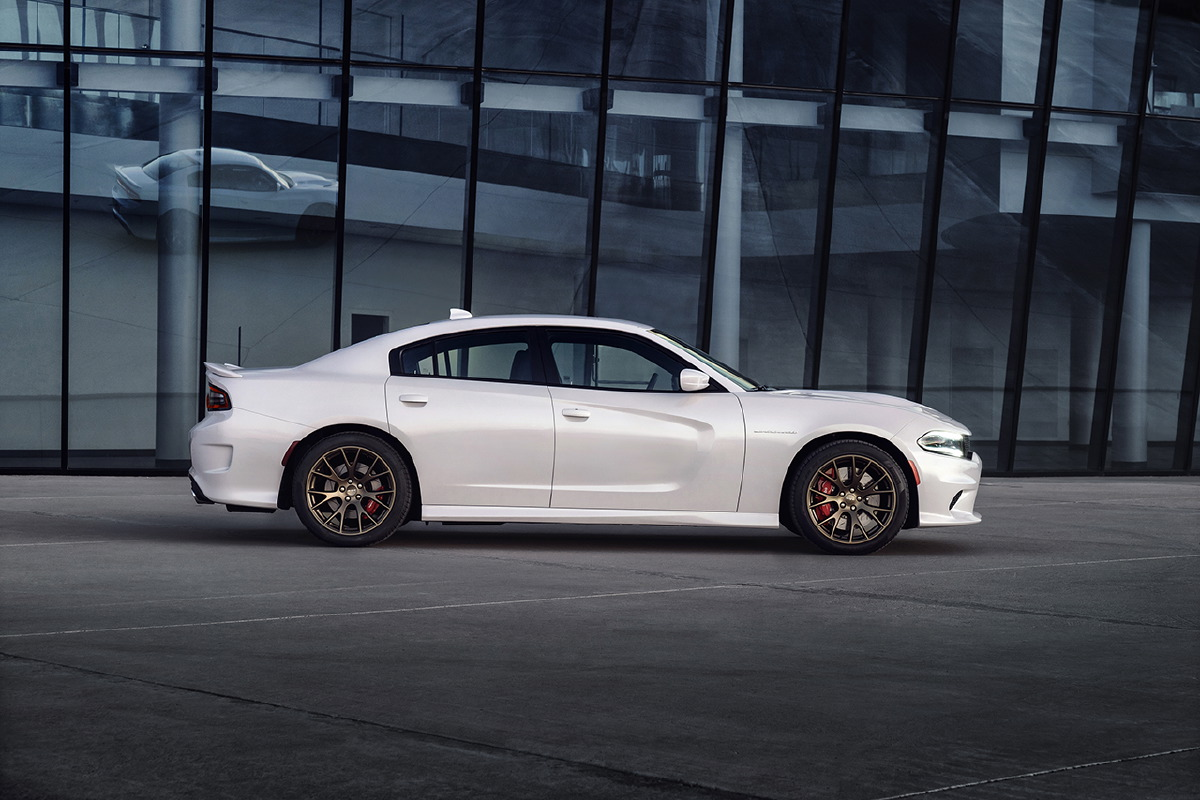 Dodge is on a roll with fastest sedan in the world 707HP Charger ...