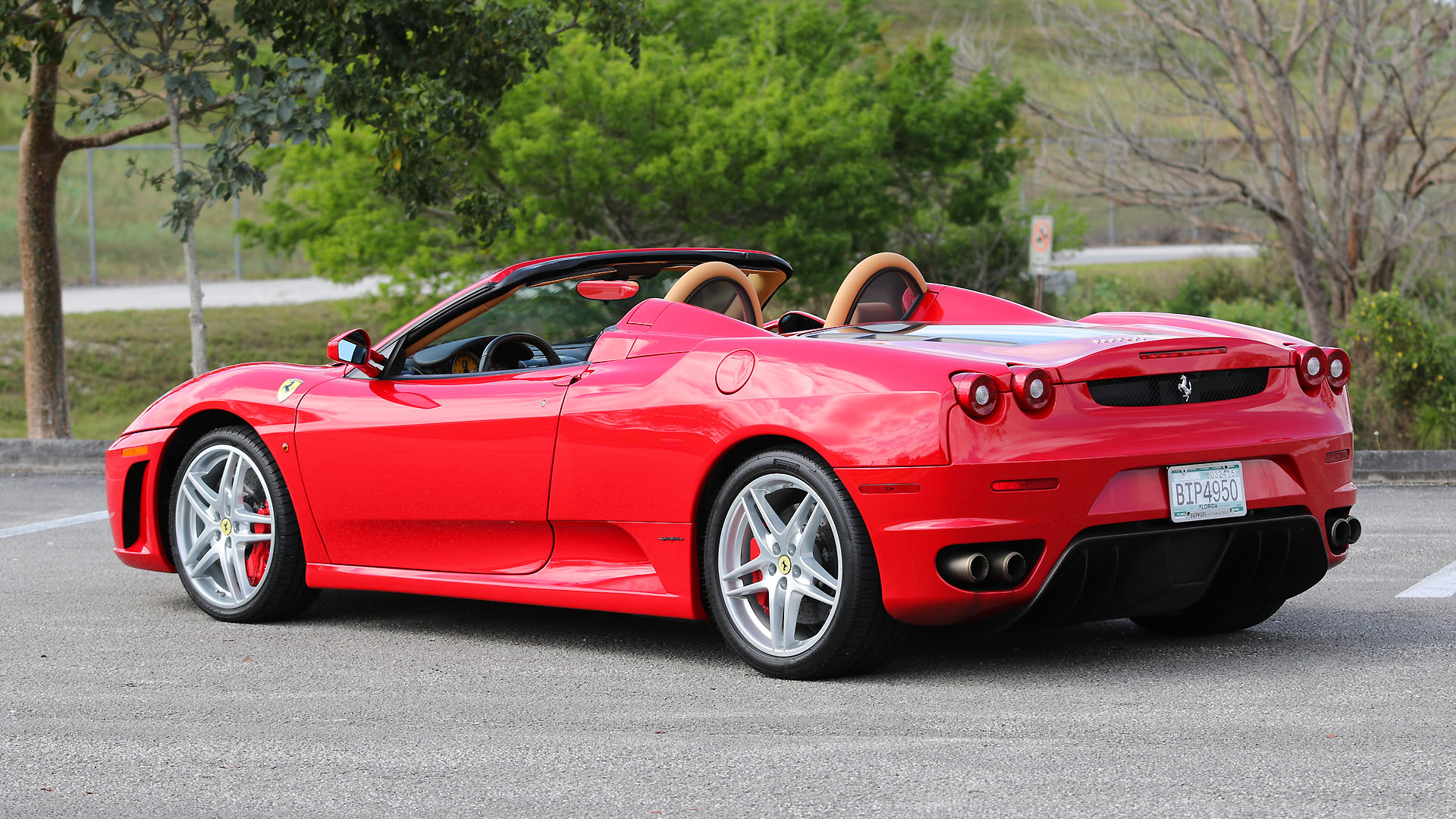 Some pictures of a 2008 Ferrari F430 we'll be testing in the next ...