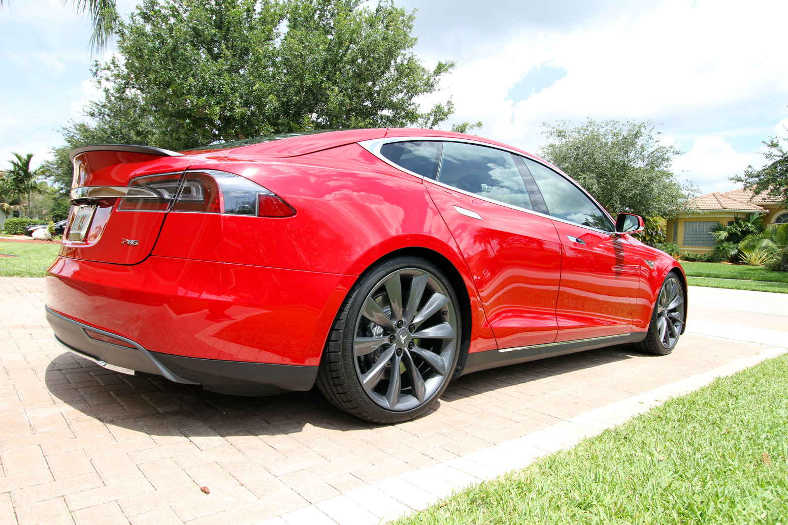 Tesla Model S Drag Racing Energy Usage And Cost