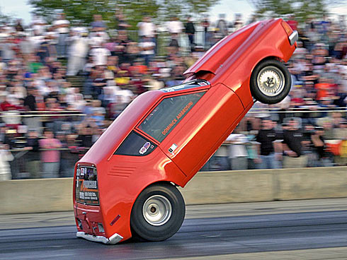 Wheelstand Wednesday The Good The Bad And The Ugly
