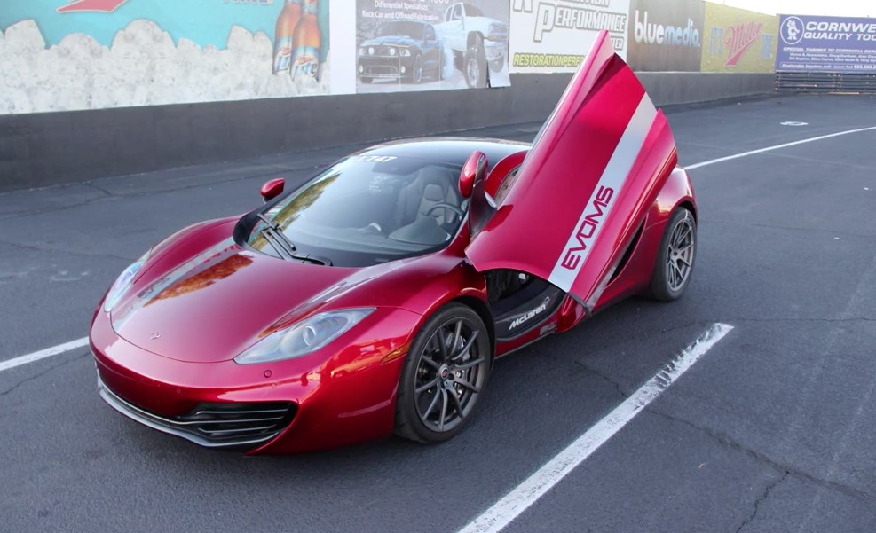 mclaren mp4 12c goes with andriod for it s iris. Black Bedroom Furniture Sets. Home Design Ideas