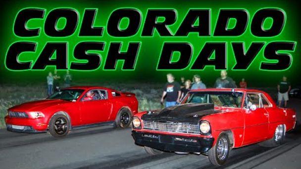Colorado Cash Days Insane Street Racing