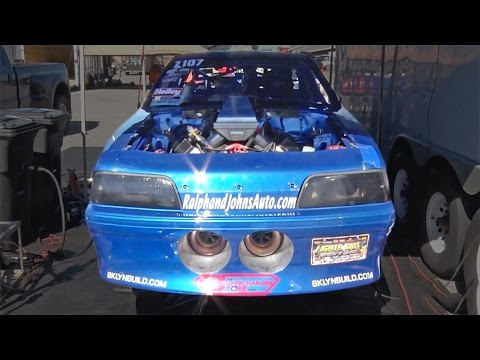 3200hp Fox Body Mustang Dragtimes Com Drag Racing Fast