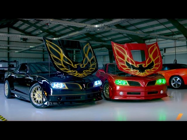 It Now 840hp 2016 Pontiac Trans Am