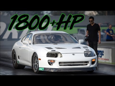 48512cf6d6fc This video delivers what may be the baddest Toyota Supra ever built – and  it remains streetable. This car is as clean as a pin and it turns out  consistent ...