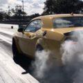Dodge Demon 1/4 Mile