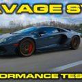 Aventador SVJ Review
