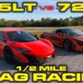 McLaren 675LT vs 720S