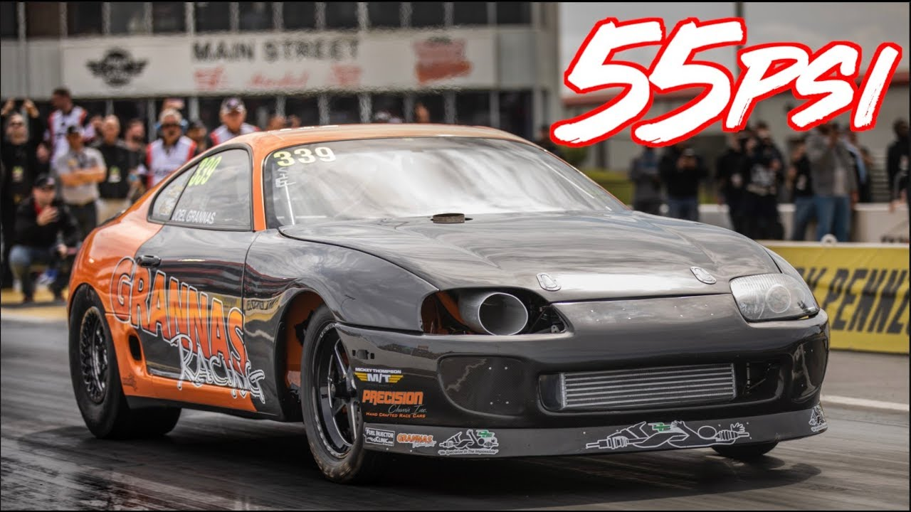 Toyota | DragTimes com Drag Racing, Fast Cars, Muscle Cars Blog