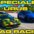 Ferrari Speciale vs Lamborghini Urus