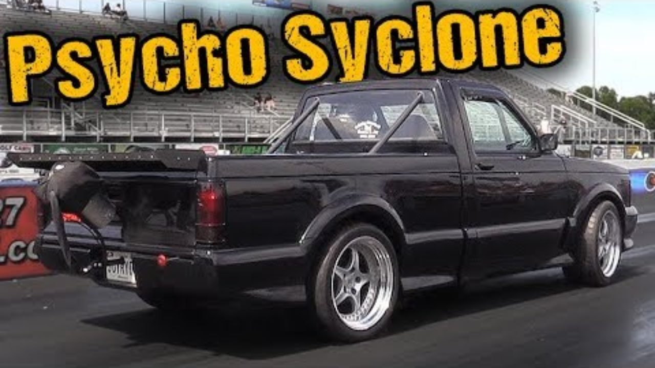 Awd Gmc Syclone Turbo Ls Swap Dragtimes Com Drag Racing Fast
