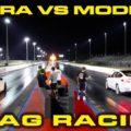 2020 Supra vs Model 3 Performance