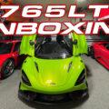 Brooks and Tim SHMEE150 McLaren 765LT