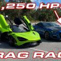 GT500 vs 765LT