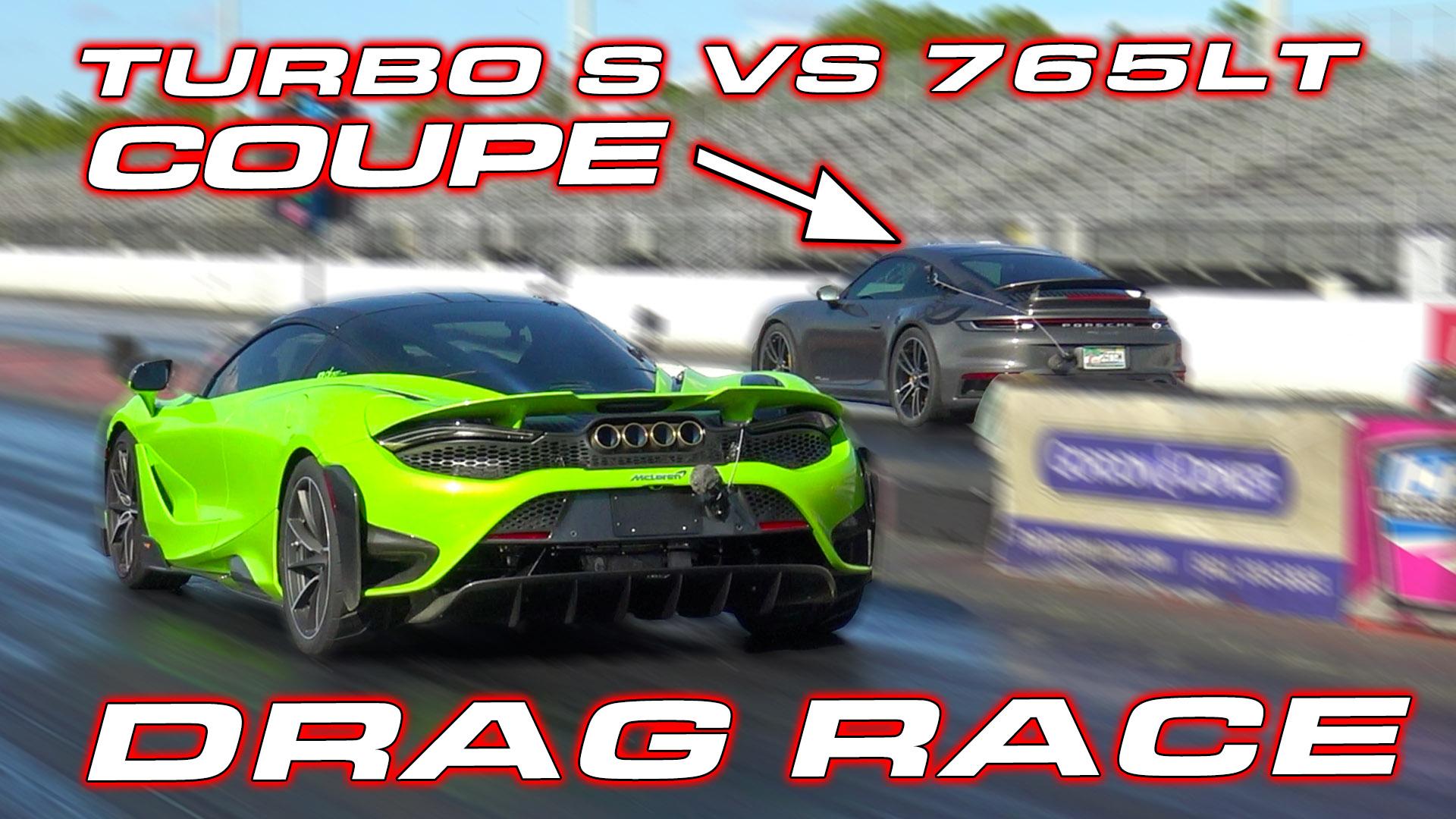 765LT vs Turbo S