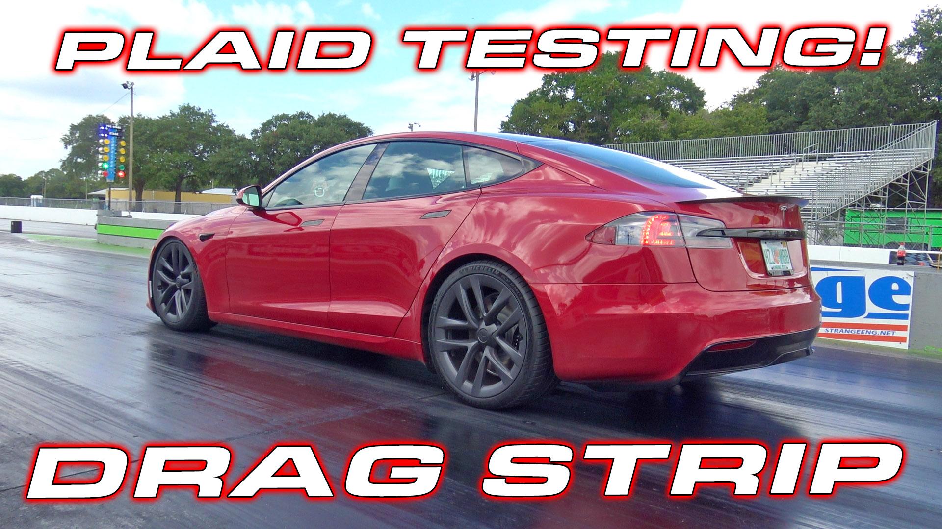 Tesla Plaid Brooks Weisblat
