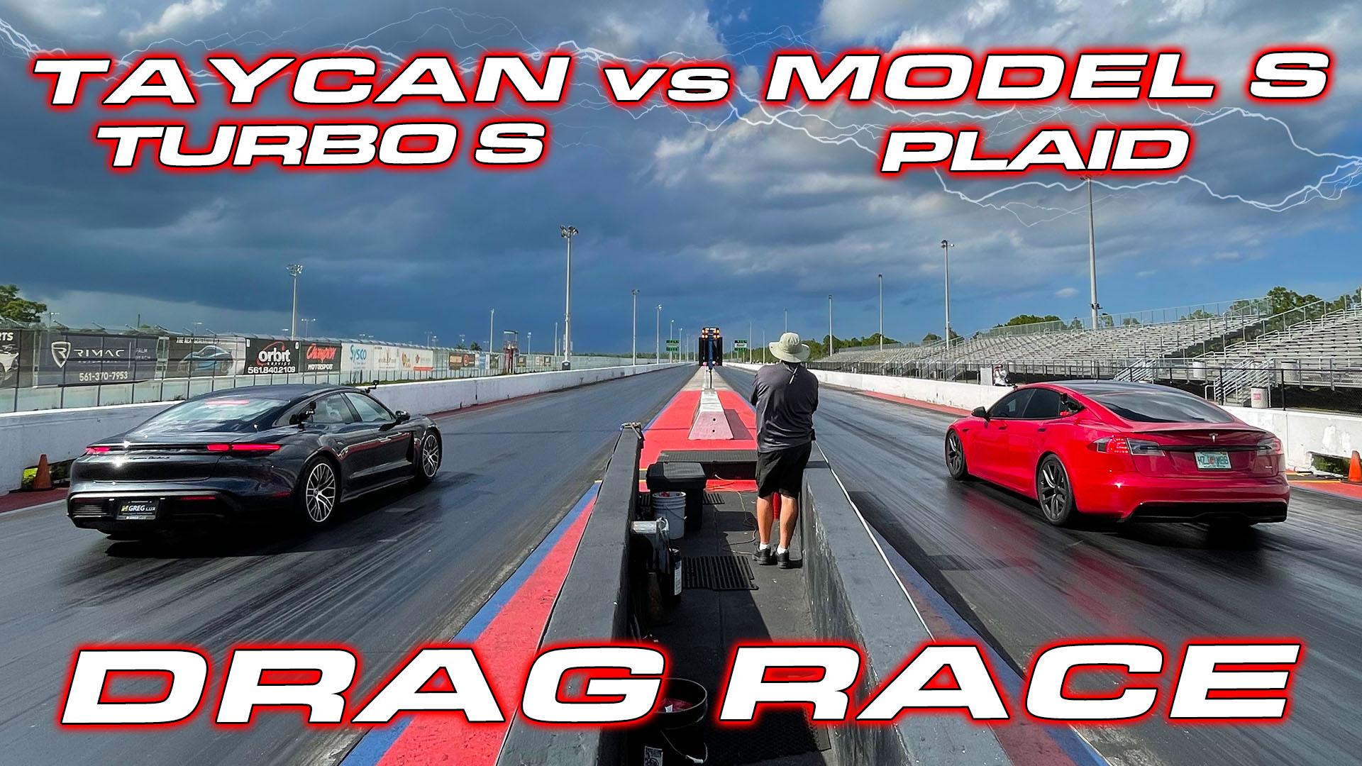 Plaid vs Taycan