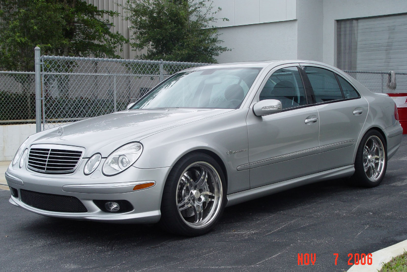 2004 mercedes benz e55 amg kleeman pictures mods for Amg com mercedes benz