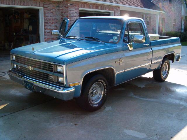 1983 Chevrolet CK1500 Truck Silverado Pictures, Mods ...