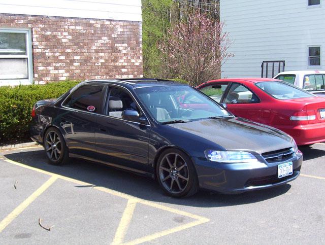 1999 Honda Accord Ex 1 4 Mile Drag Racing Timeslip Specs 0