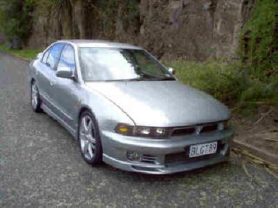 1997 Mitsubishi Galant Vr4 1 4 Mile Trap Speeds 0 60