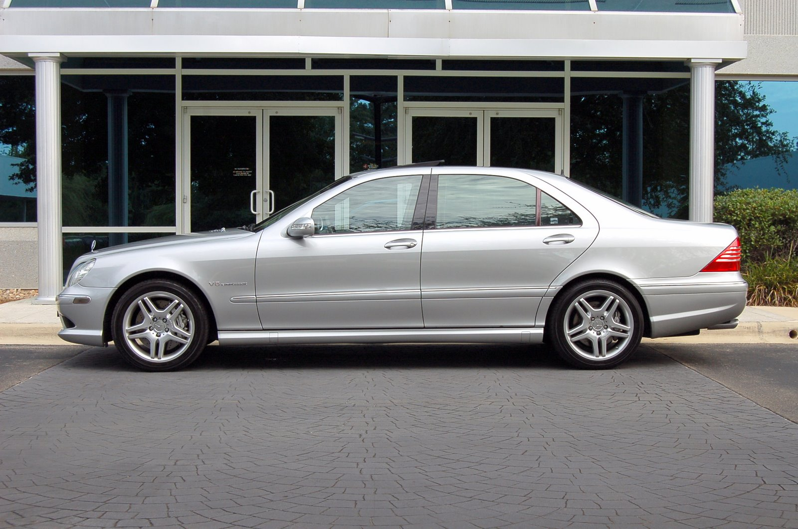 2003 mercedes benz s55 amg 1 4 mile trap speeds 0 60 for Mercedes benz s55