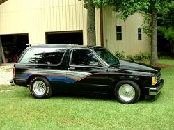 1989  Chevrolet Blazer  picture, mods, upgrades