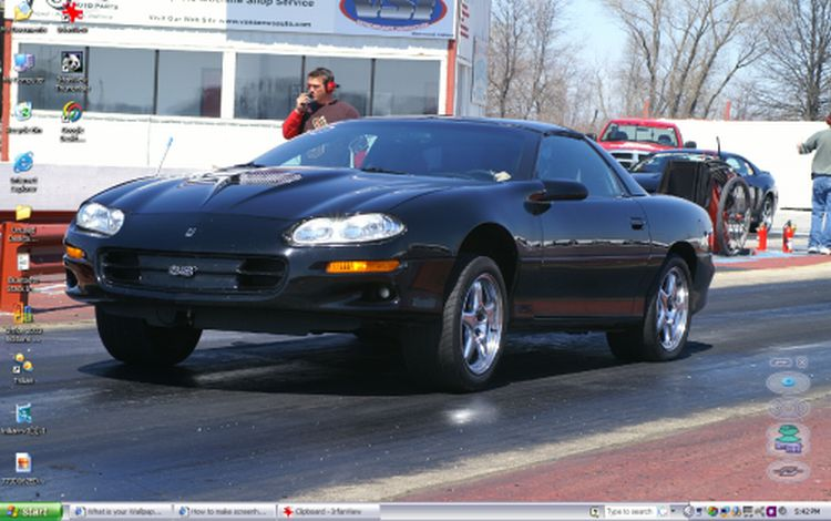 2001 Chevrolet Camaro Ss 1 4 Mile Drag Racing Timeslip