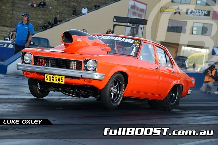 Lj Torana Drag Car For Sale