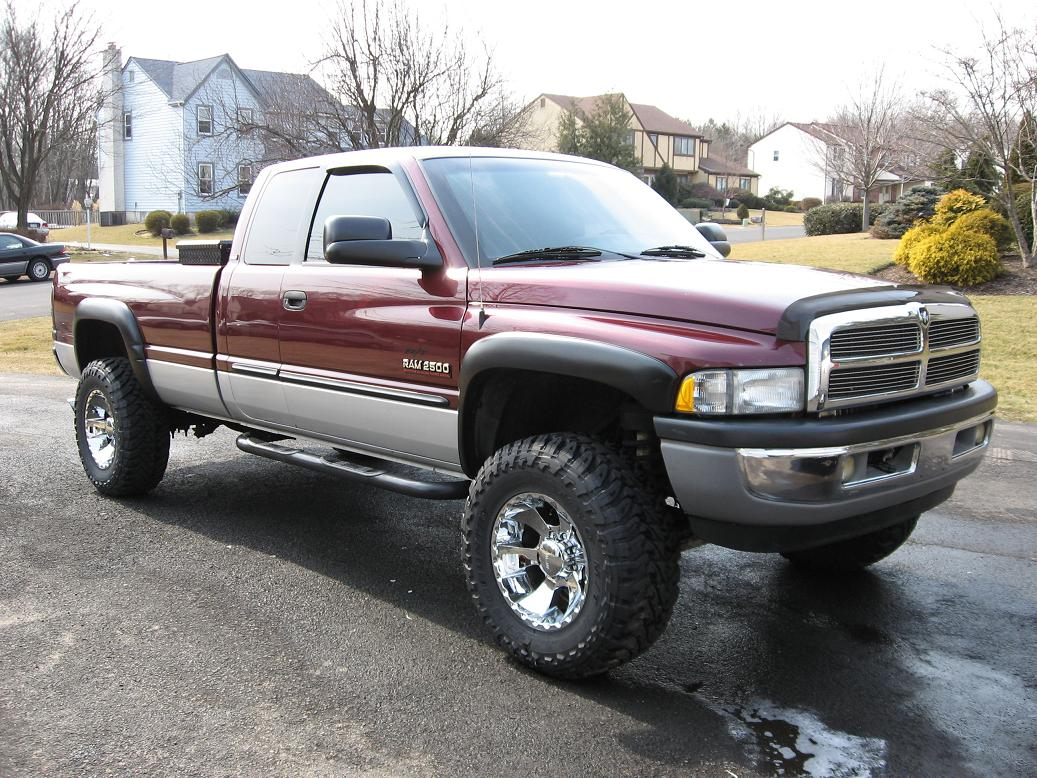 Dodge Ram on 1997 Dodge Laramie 1500