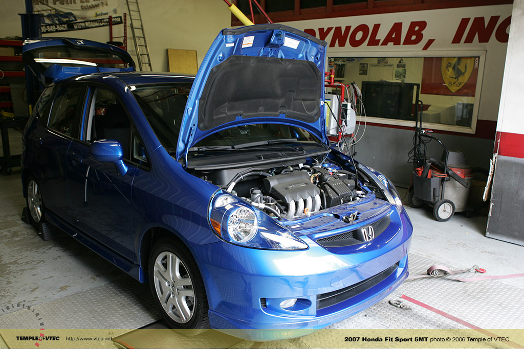 2007 honda fit pictures mods upgrades wallpaper for Honda fit 0 60