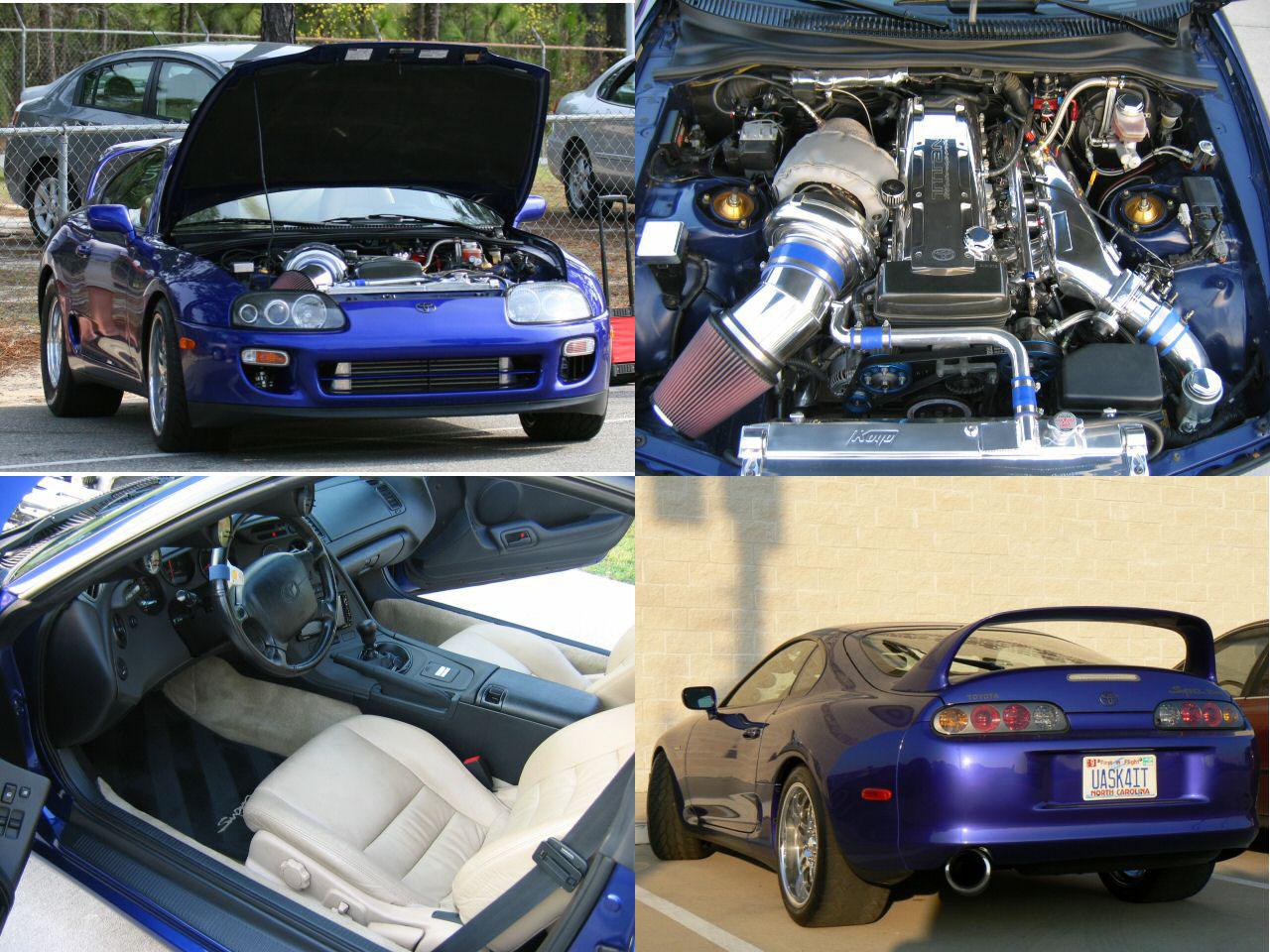 1997 Toyota Supra Turbo Pictures, Mods, Upgrades, Wallpaper
