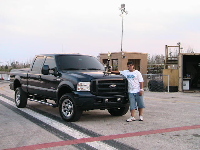 2006  Ford F350 XLT SPORT picture, mods, upgrades