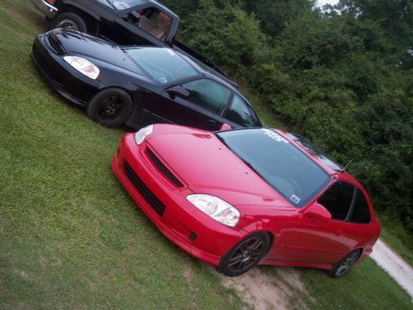 2000 Honda Civic Si 1/4 mile trap speeds 0-60 - DragTimes.com