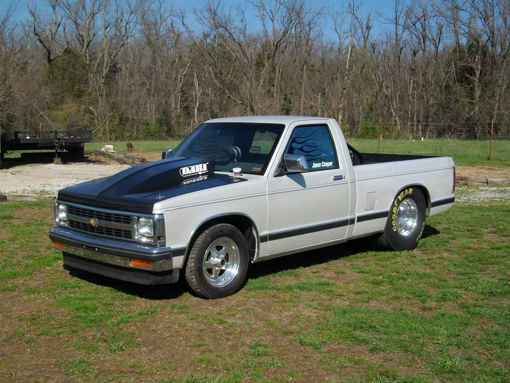 1 4 Mile Times >> 1989 Chevrolet S10 Pickup 1/4 mile Drag Racing timeslip specs 0-60 - DragTimes.com
