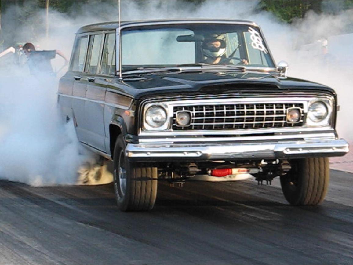 1 4 Mile Times >> 1976 Jeep Wagoneer Custom 1/4 mile Drag Racing timeslip specs 0-60 - DragTimes.com