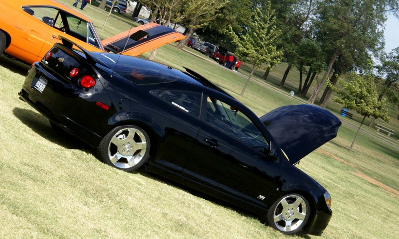 2007 chevrolet cobalt ss sc 1 4 mile drag racing timeslip. Black Bedroom Furniture Sets. Home Design Ideas