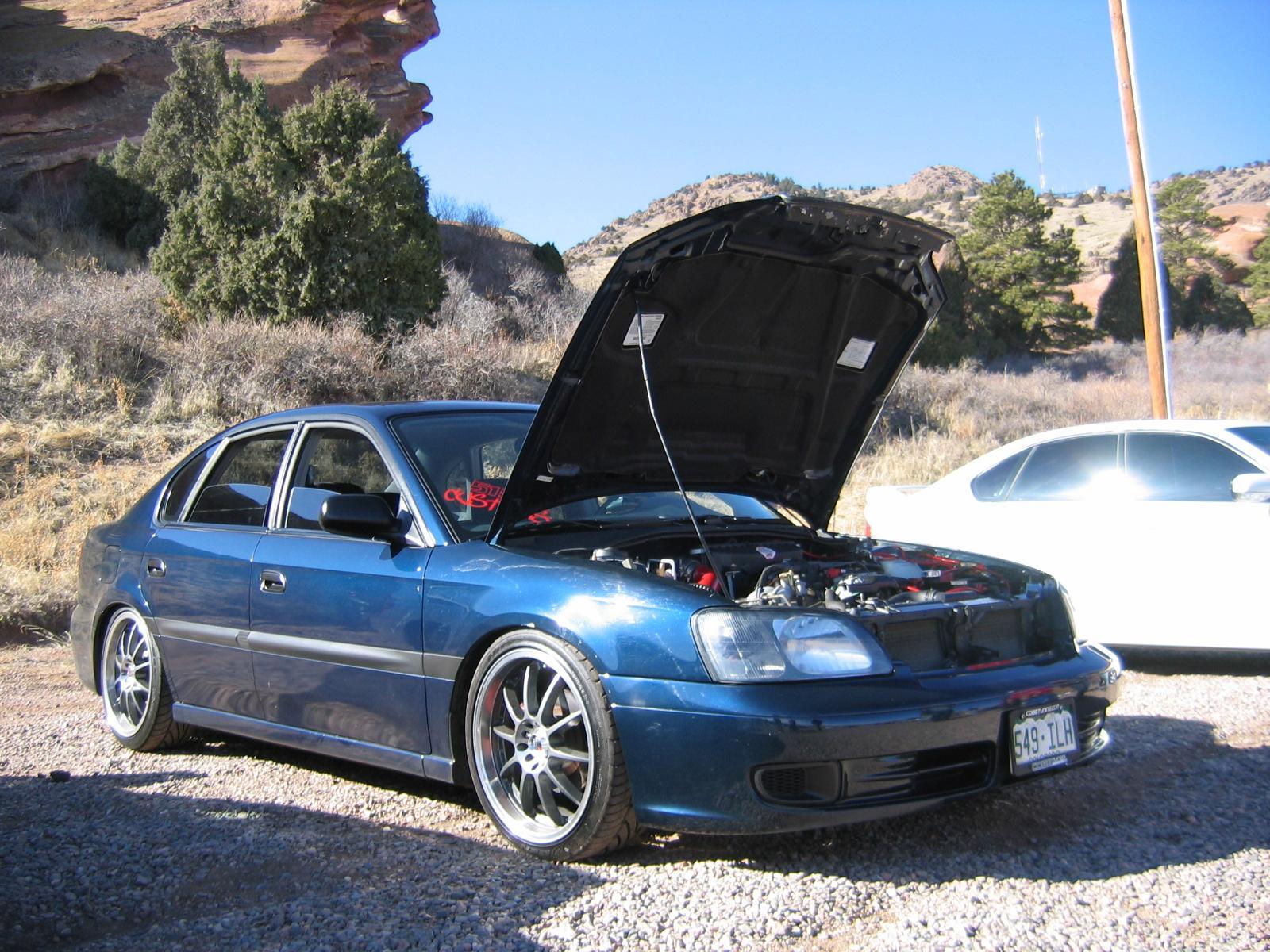 2002 Subaru Legacy L Dyno Sheet Details - DragTimes.com
