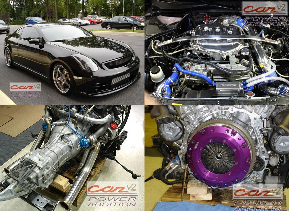 Infiniti G35 Horsepower >> 2005 Infiniti G35 Twin Turbo Dyno Sheet Details ...