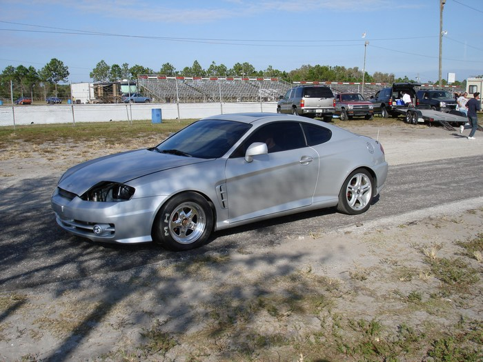 2004 hyundai tiburon gt v6 1 4 mile drag racing timeslip. Black Bedroom Furniture Sets. Home Design Ideas