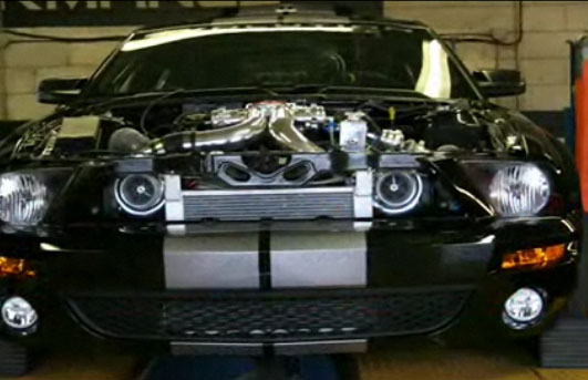 2007 Ford Mustang Shelby-GT500 Twin Turbo Dyno Sheet ...