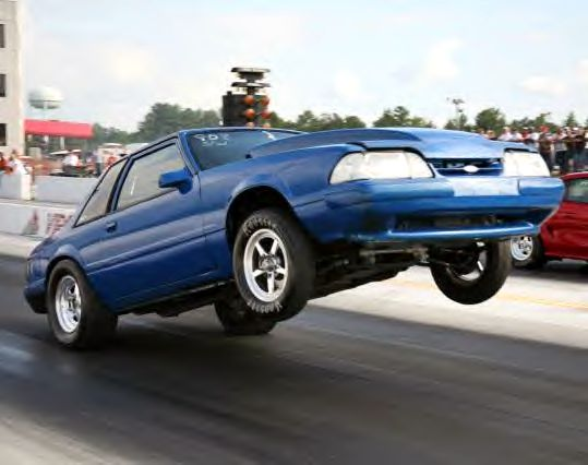 1989 Ford Mustang coupe