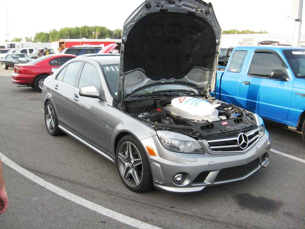 2009 Mercedes Benz C63 Amg Mhp Pictures Mods Upgrades Wallpaper Dragtimes Com