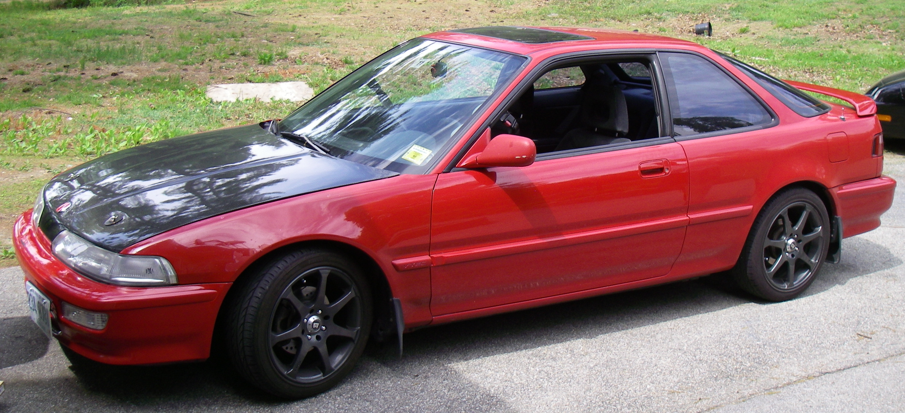 Acura Integra on 92 Acura Integra