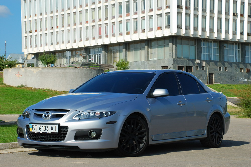 2007 mazda 6 mps pictures mods upgrades wallpaper for Mazdaspeed 6 exterior mods