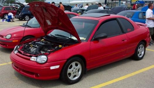 1999 Dodge Neon R T 1 4 Mile Drag Racing Timeslip Specs 0