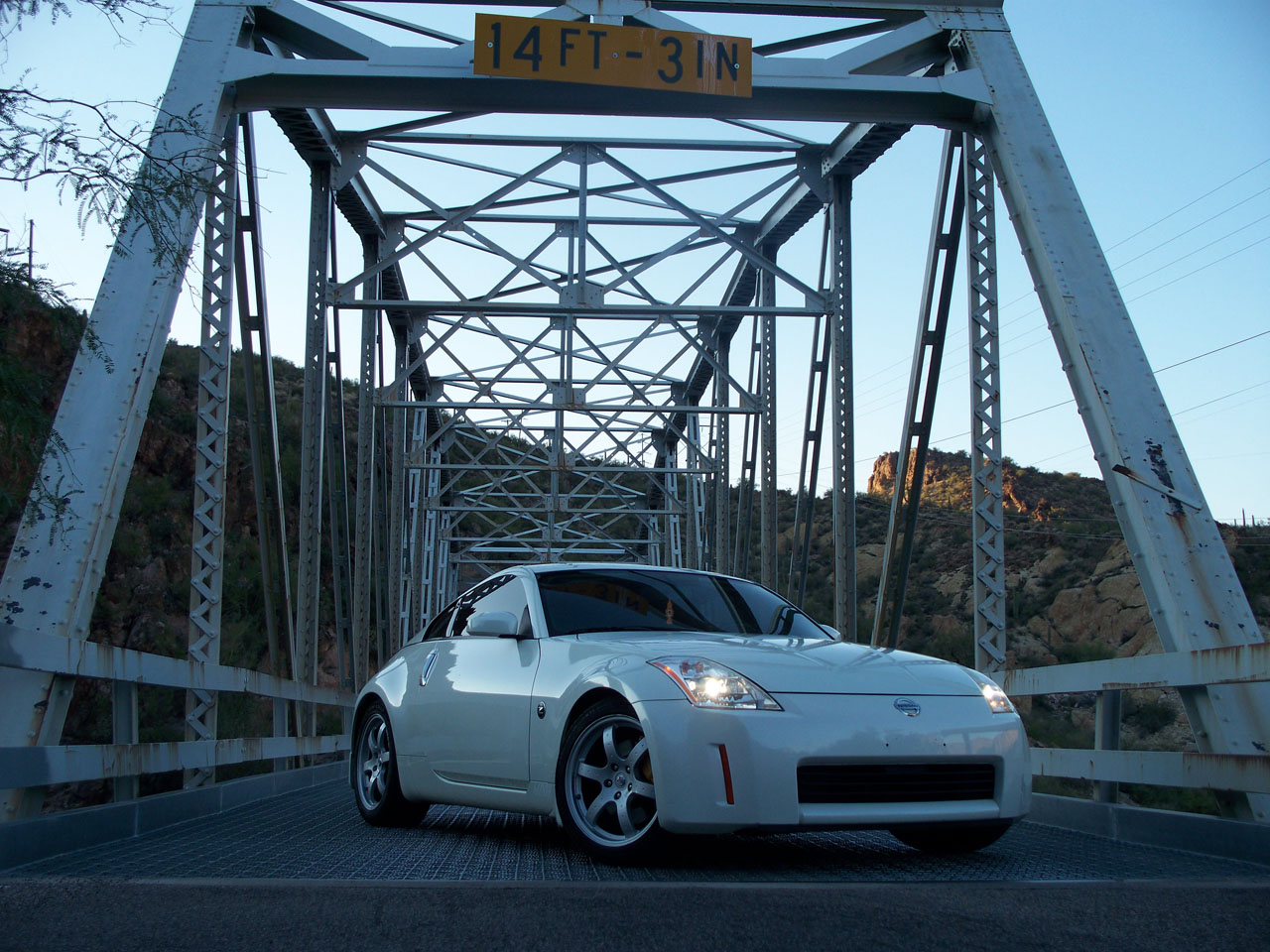 2003 Nissan 350Z Track Edition