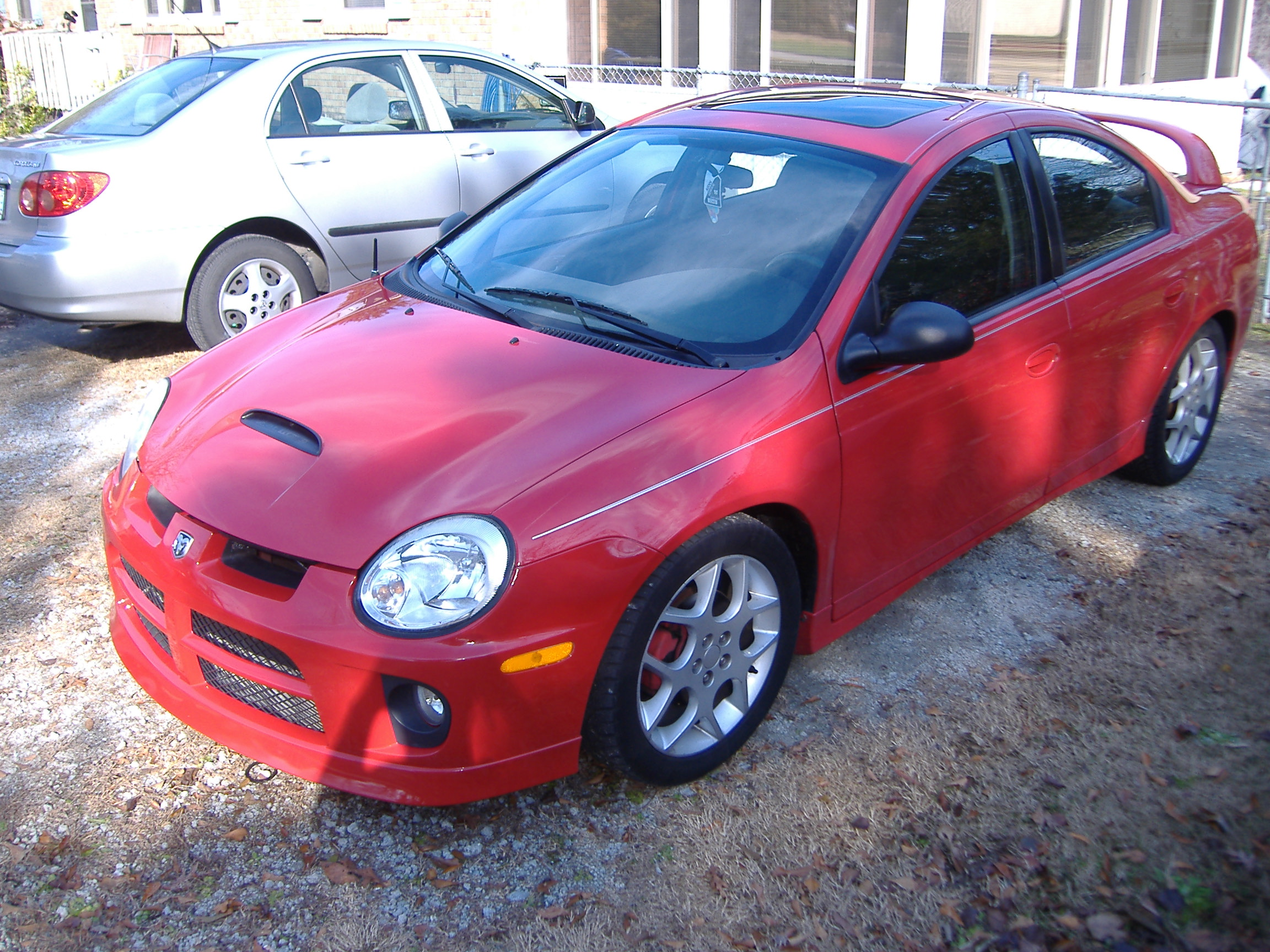 2004 Dodge Neon Srt 4 Srt 4 Pictures Mods Upgrades