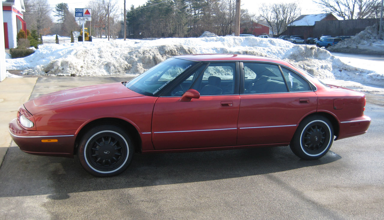 1997  Oldsmobile 88 88 picture, mods, upgrades